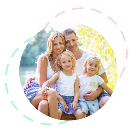 rodinná fotografia miniland