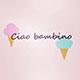 Ciao Bambino log