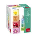 Farebné kocky čísla 2