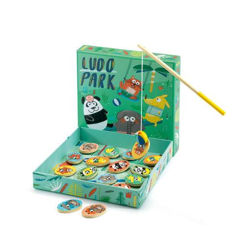 Hra Ludo Park