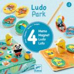 Hra Ludo Park 2