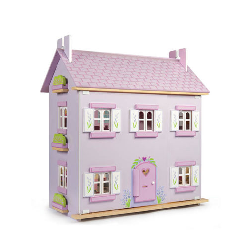 Levanduľový domček 1