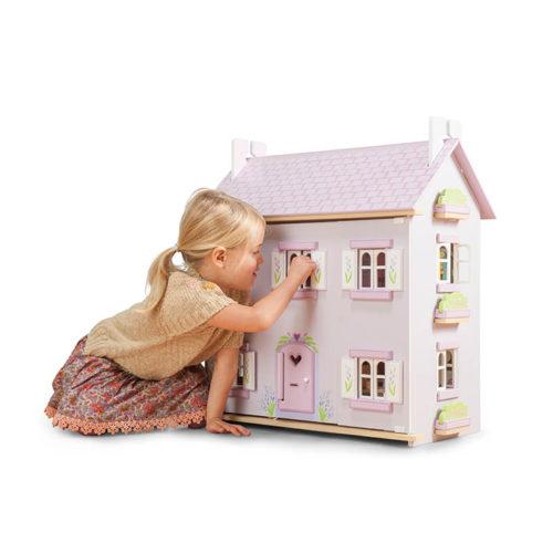 Levanduľový domček 3