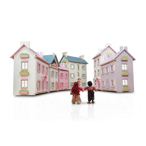 Levanduľový domček 4