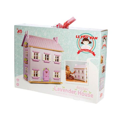 Levanduľový domček 5