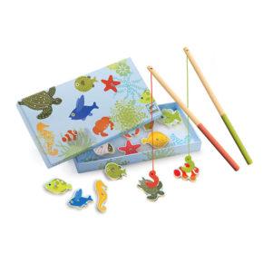 Magnetická hra rybačka