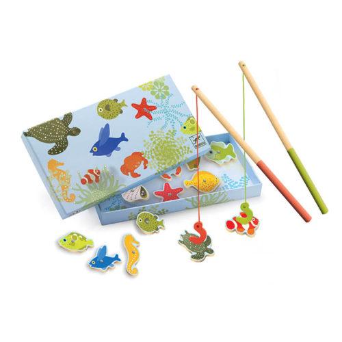 Magnetická hra rybačka 1