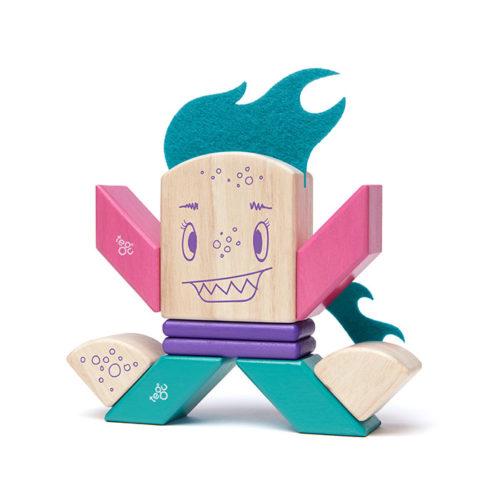 Magnetická hračka Tegu, Finklebear 10