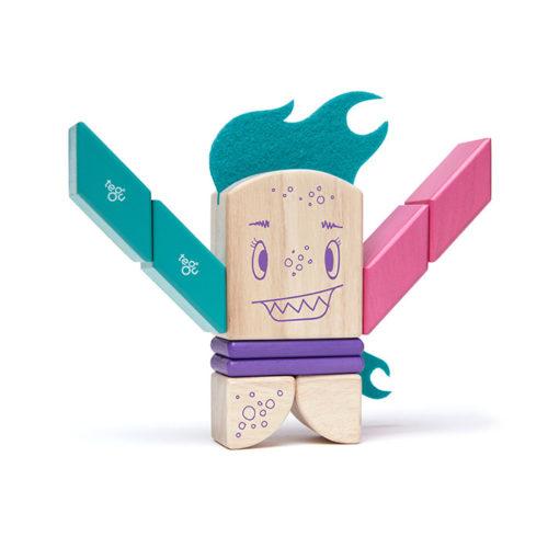 Magnetická hračka Tegu, Finklebear 11