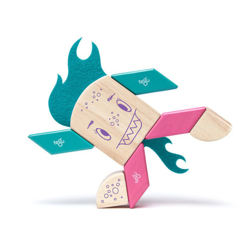 Magnetická hračka Tegu, Finklebear 12