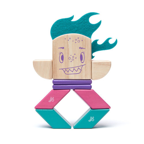 Magnetická hračka Tegu, Finklebear 13