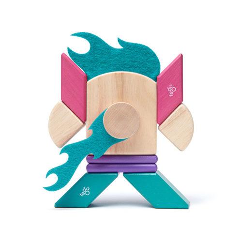 Magnetická hračka Tegu, Finklebear 14