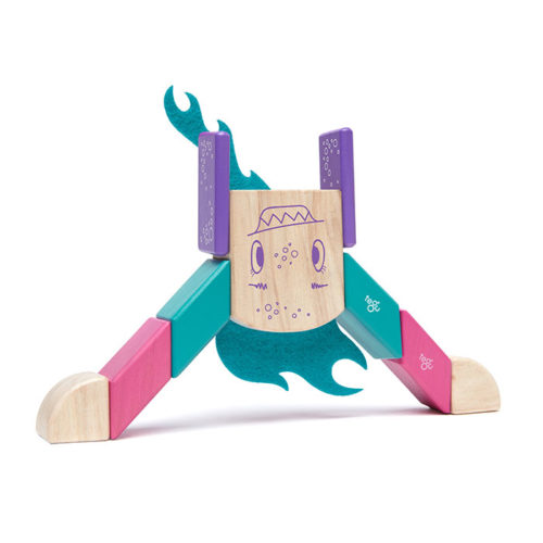 Magnetická hračka Tegu, Finklebear 15