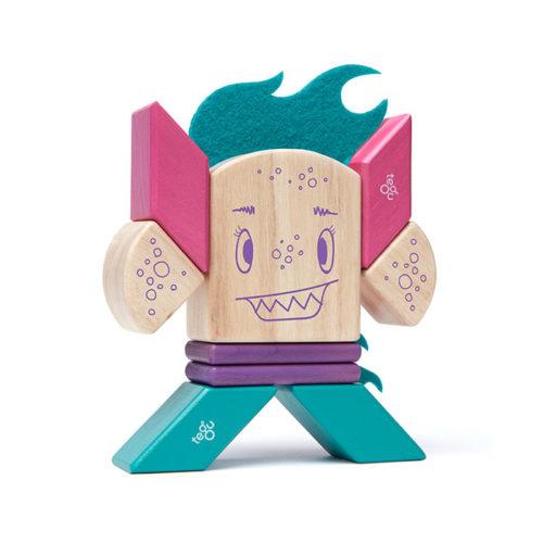 Magnetická hračka Tegu, Finklebear 3