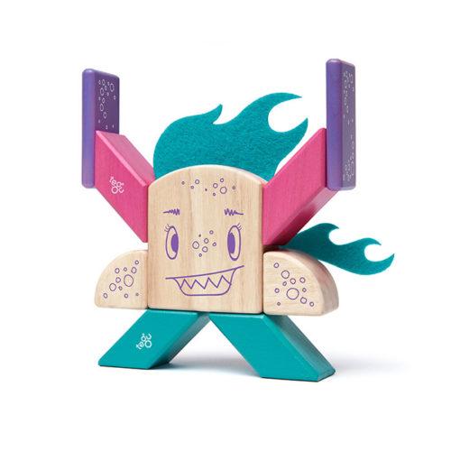 Magnetická hračka Tegu, Finklebear 4