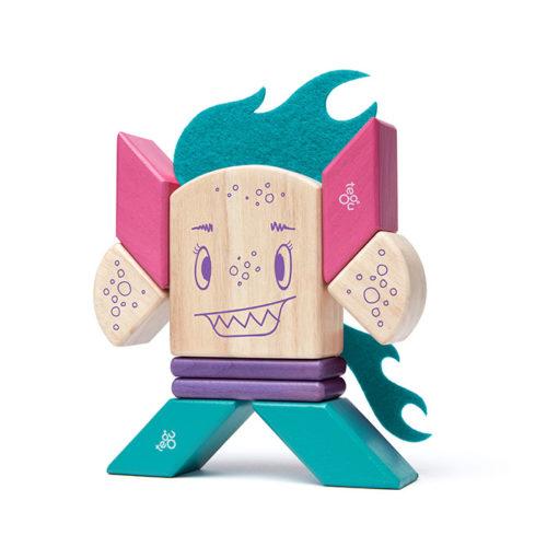 Magnetická hračka Tegu, Finklebear 5