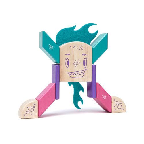 Magnetická hračka Tegu, Finklebear 8