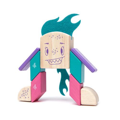 Magnetická hračka Tegu, Finklebear 9
