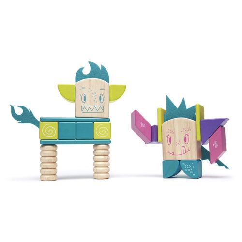 Magnetická hračka Tegu, Beans & Tumtum 10