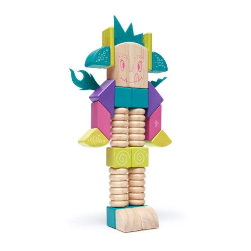 Magnetická hračka Tegu, Beans & Tumtum 12