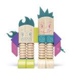 Magnetická hračka Tegu, Beans & Tumtum 13