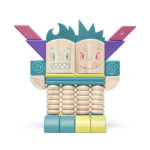Magnetická hračka Tegu, Beans & Tumtum 14