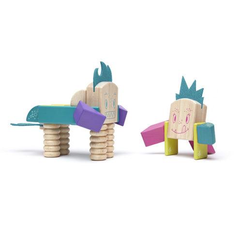 Magnetická hračka Tegu, Beans & Tumtum 16