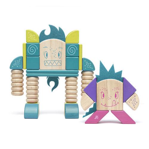 Magnetická hračka Tegu, Beans & Tumtum 2