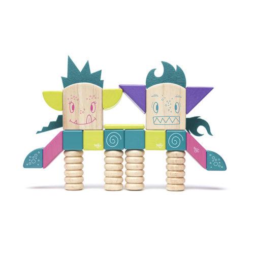 Magnetická hračka Tegu, Beans & Tumtum 9