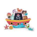 Pirátska balansujúca loď 4