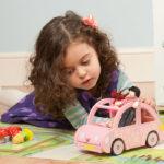 Ružové auto slečny Sofie 2