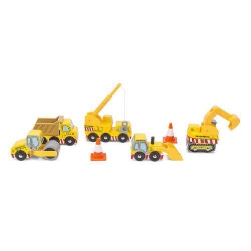 Set pre stavbárov 1