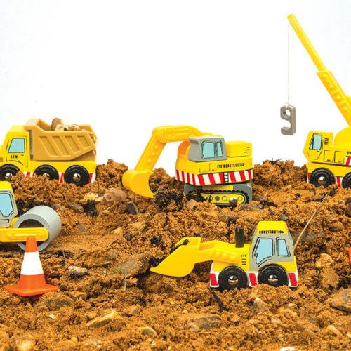 Set pre stavbárov 2