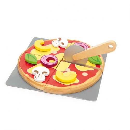 TV279 CREATE YOUR OWN PIZZA