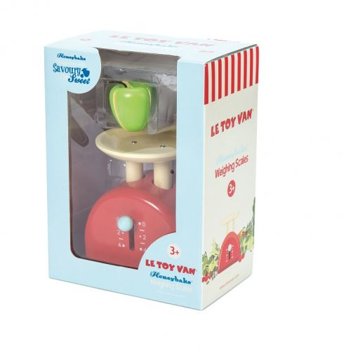 TV289 WEIGHING SCALE Packaging