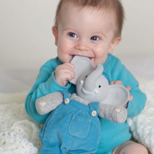 Meiya&Alvin darcekovy set slon 3