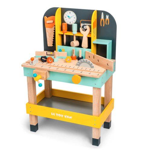 TV475-Alexs-Work-Bench-Le-Toy-Van-dreveny-ponk-pro-deti