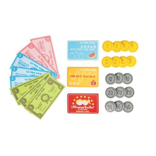 Peniaze do pokladnice