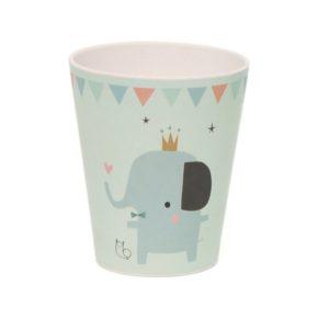 Bambusový pohár sloník mint