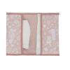 Taška na plienky ružová