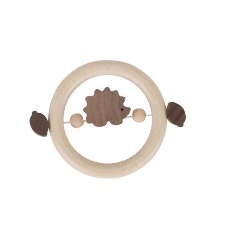 Dotykový krúžok ježko