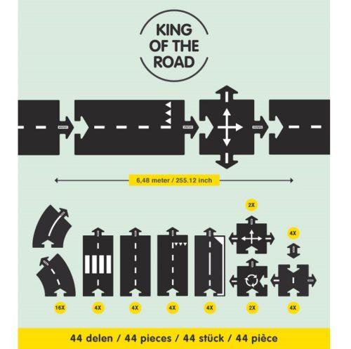 Cestná dráha King of the road