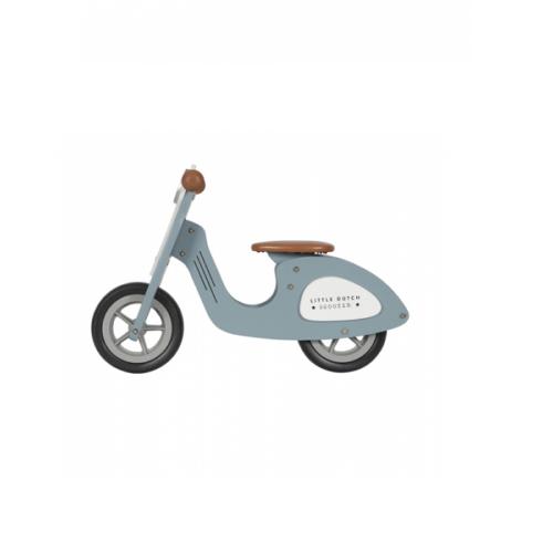 drevene-odrazadlo-scooter-modra-1-minilove