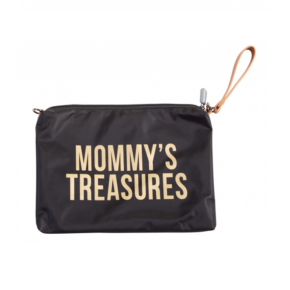 Púzdro Mommy Treasures Black Gold