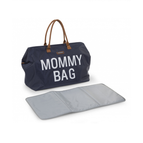 Taška Mommy bag Big Black Gold