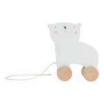 Ľadový medveď na ťahanie
