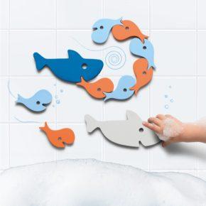 Puzzle do vody Žraloky