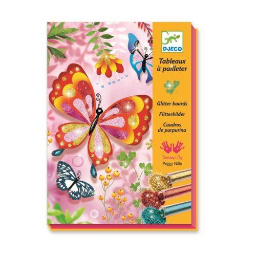 Výtvarná sada Motýle