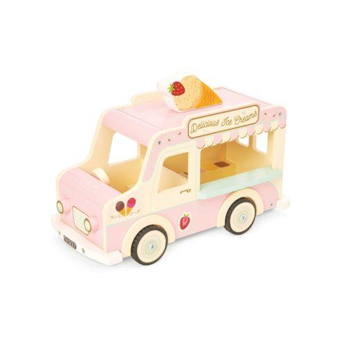 Zmrzlinárske autíčko