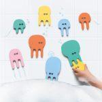 Puzzle do vody medúzy